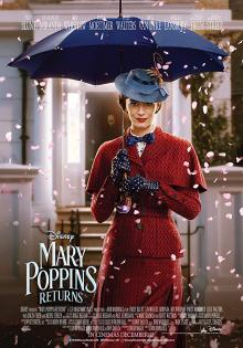 Films, June 14, 2019, 06/14/2019, Mary Poppins Returns (2018): The Magical Nanny