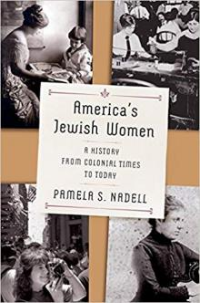 Author Readings, May 15, 2019, 05/15/2019, America's Jewish Women: AHistory From Colonial Times To Today