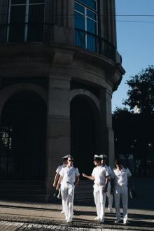 Festivals, May 25, 2019, 05/25/2019, Fleet Week: U.S. Marine Corps Martial Arts Demonstration