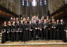 Concerts, May 15, 2019, 05/15/2019, Choral Works By Mozart And More