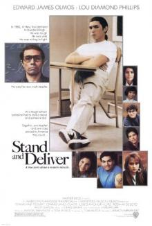 Films, April 27, 2019, 04/27/2019, Stand and Deliver (1988): Oscar Nominated True Story Of A High School Math Teacher