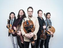 Concerts, July 12, 2019, 07/12/2019, An Energetic Brand of French-Canadian and Celtic Dance Tunes