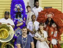 Concerts, July 26, 2019, 07/26/2019, High-Voltage Music Fusing Funk, Brass and Indian Spectacle