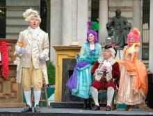 Concerts, June 12, 2019, 06/12/2019, Pride in the Park: Opera and Musical Theater Selections