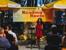 Poetry Readings, May 14, 2019, 05/14/2019, Poetry with Saturnalia Books