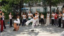 Workshops, August 29, 2019, 08/29/2019, Beginner Capoeira Class