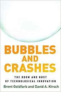 Author Readings, May 21, 2019, 05/21/2019, Bubbles and Crashes: The Boom and Bust of Technological Innovation