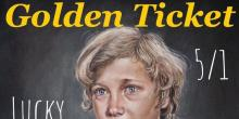 Comedy Clubs, May 01, 2019, 05/01/2019, Golden Ticket Comedy Show