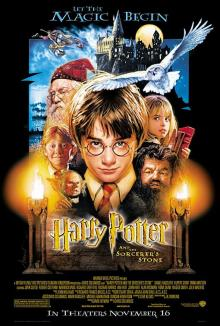 Films, May 03, 2019, 05/03/2019, Harry Potter and the Sorcerer's Stone (2001): Three Time Oscar Nominated Fantasy