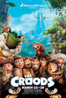 Films, May 08, 2019, 05/08/2019, The Croods (2013): Oscar Nominated Animation Comedy