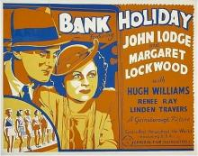 Films, May 08, 2019, 05/08/2019, Bank Holiday (1938):Nurse On Holiday Thinks About Work