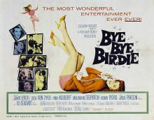 Films, May 07, 2019, 05/07/2019, Bye Bye Birdie (1963): Two Time Oscar Nominated Musical Comedy
