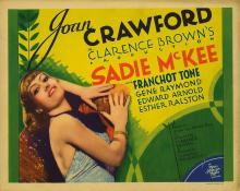 Films, May 15, 2019, 05/15/2019, Sadie McKee (1934): Romantic Drama With Oscar Winning Joan Crawford
