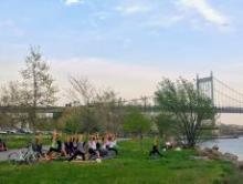 Workshops, May 23, 2019, 05/23/2019, Yoga in the Park