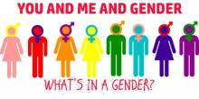 Discussions, May 03, 2019, 05/03/2019, You and Me and Gender