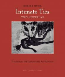Book Discussions, May 03, 2019, 05/03/2019, Intimate Ties: Two Novellas