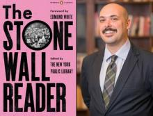 Author Readings, May 07, 2019, 05/07/2019, The Stonewall Reader: 50 Years of Gay Liberation