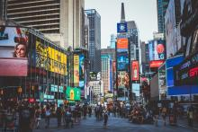 Talks, May 01, 2019, 05/01/2019, The Evolution of Times Square and West 42nd Street
