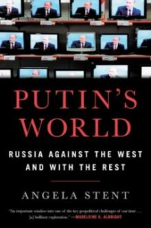 Author Readings, April 30, 2019, 04/30/2019, Putin's World: Russia Against the West and with the Rest