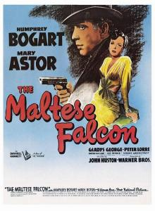 Films, October 22, 2019, 10/22/2019, The Maltese Falcon (1941): Three Time Oscar Nominated Detective With Humphrey Bogart