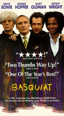 Films, May 24, 2019, 05/24/2019, Basquiat (1996) With David Bowie And Gary Oldman: The Story Of A Famous Street Artist