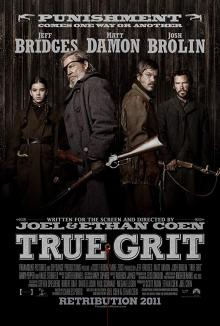 Films, May 24, 2019, 05/24/2019, True Grit (2010) With Jeff Bridges And Matt Damon: Western By Coen Brothers