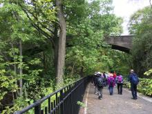 Tours, May 12, 2019, 05/12/2019, East River Walk to Hallet Nature Sanctuary