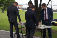 Workshops, June 04, 2019, 06/04/2019, Blitz Chess