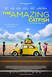 Movie in a Parks, July 10, 2019, 07/10/2019, The Amazing Catfish (2013): Found Family (Outdoors)