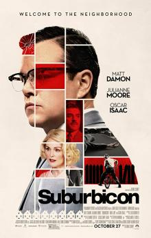 Films, May 03, 2019, 05/03/2019, George Clooney'sSuburbicon (2017): A Suburban Black ComedyWith Matt Damon and Julianne Moore
