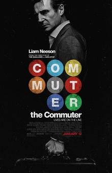 Films, May 24, 2019, 05/24/2019, The Commuter (2018): Ordinary Man In The Middle Of A Murder Conspiracy