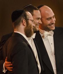 Concerts, June 12, 2019, 06/12/2019, 3 Young Cantorial Superstars and a 16-Piece Orchestra