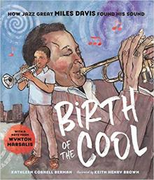 Author Readings, May 18, 2019, 05/18/2019, Birth of the Cool: How Jazz Great Miles Davis Found His Sound