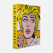 Author Readings, May 20, 2019, 05/20/2019, Roy Lichtenstein: The Impossible Collection