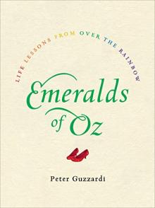 Author Readings, May 14, 2019, 05/14/2019, Emeralds of Oz: Life Lessons from Over the Rainbow