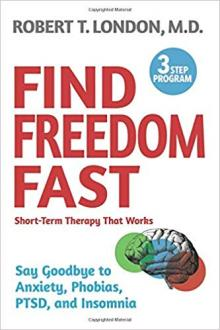 Author Readings, May 23, 2019, 05/23/2019, Find Freedom Fast: Short-Term Therapy That Works