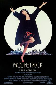 Films, June 22, 2019, 06/22/2019, Moonstruck With Cher And Nicolas Cage (1987): Three Time Oscar Winning Romantic Comedy