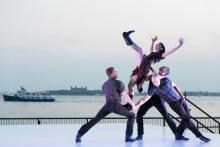 Dance Performances, August 14, 2019, 08/14/2019, The 38th Annual Battery Dance Festival