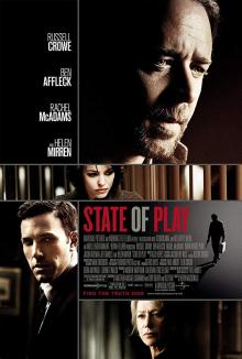 Films, June 26, 2019, 06/26/2019, State of PlayWith Russell Crowe, Ben Affleck (2009): Journalist Investigates A Murder