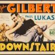 Films, May 29, 2019, 05/29/2019, Downstairs (1932): Self-Serving Chauffeur Trying To Seduce Married Woman