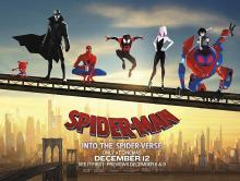 Films, June 01, 2019, 06/01/2019, Spider-Man: Into the Spider-Verse (2018): Oscar Winning Animation