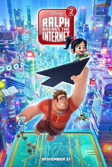 Films, June 22, 2019, 06/22/2019, Ralph Breaks the Internet (2018): Oscar Nominated Animation