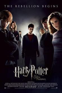 Films, June 28, 2019, 06/28/2019, Harry Potter and the Order of the Phoenix (2007): Fifth Of The Series