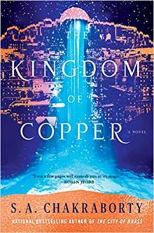 Author Readings, June 10, 2019, 06/10/2019, Kingdom Of Copper: Best Selling Author Discusses Her Writing