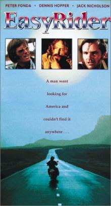 Films, June 04, 2019, 06/04/2019, Easy RiderWith Jack Nicholson (1969):A Men Went Looking For America