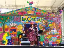 Poetry Readings, July 27, 2019, 07/27/2019, La Casita: Poetry and Music