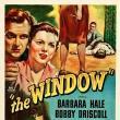 Films, June 04, 2019, 06/04/2019, The Window (1949): Boy Witnesses A Murder
