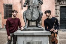 Concerts, May 22, 2019, 05/22/2019, Violin and Piano Works by Ravel, Mendelssohn, and Others
