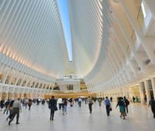 Tours, May 22, 2019, 05/22/2019, Architectural Tour of the Oculus