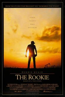 Films, June 25, 2019, 06/25/2019, The Rookie (2002): To Major League With High School Team